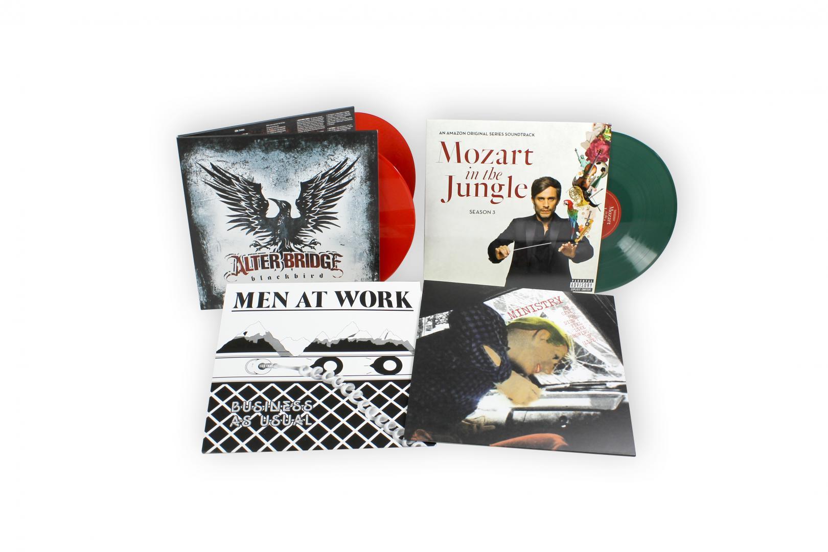 New Releases Week 10 Music On Vinyl
