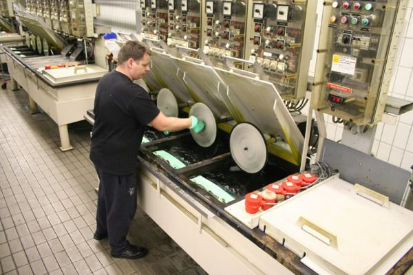 How Music On Vinyl Records Are Made Music On Vinyl