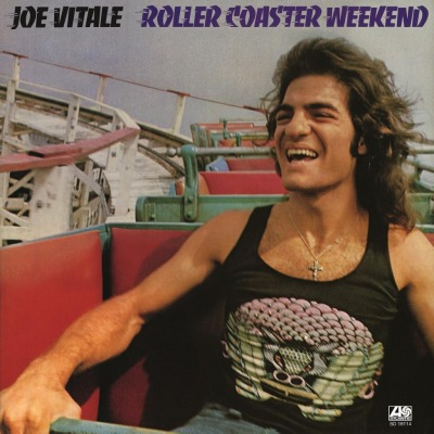 JOE VITALE - ROLLER COASTER WEEKEND