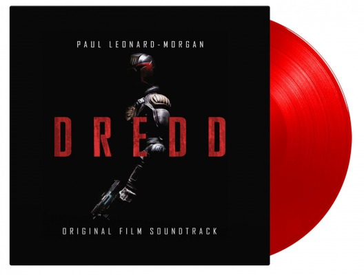 ORIGINAL SOUNDTRACK - DREDD