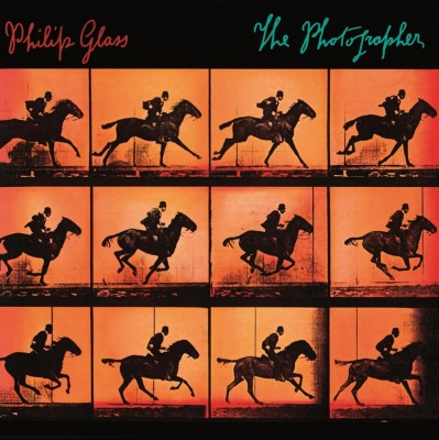 PHILIP GLASS - THE PHOTOGRAPHER