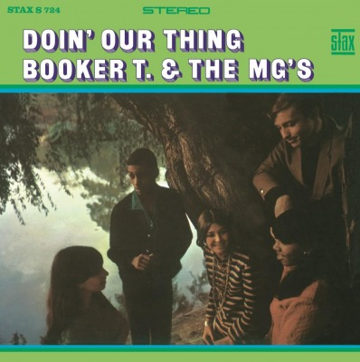 BOOKER T AND THE MG'S - DOIN' OUR THING