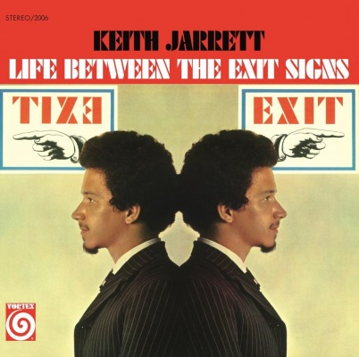 KEITH JARRETT TRIO - LIFE BETWEEN THE EXIT SIGNS
