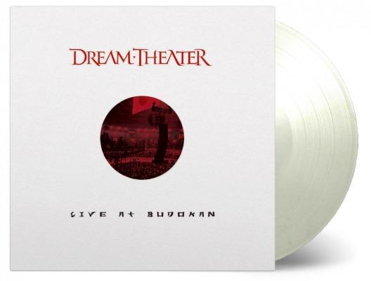 dream theater vinile  DREAM THEATER - LIVE AT BUDOKAN - Music On Vinyl