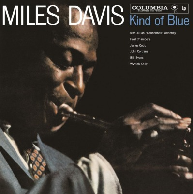 MILES DAVIS - KIND OF BLUE =MONO=