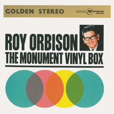 ROY ORBISON  - THE MONUMENT VINYL BOX
