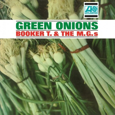 BOOKER T AND THE MG'S - GREEN ONIONS =MONO=