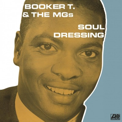 BOOKER T AND THE MG'S - SOUL DRESSING =MONO=