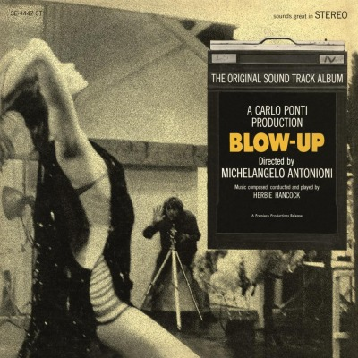 ORIGINAL SOUNDTRACK - BLOW-UP (ft. HERBIE HANCOCK, YARDBIRDS)