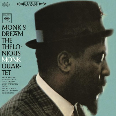 THELONIOUS MONK QUARTET - MONK'S DREAM