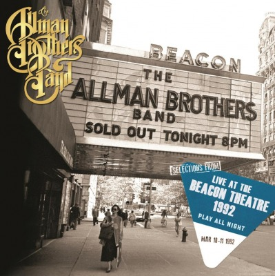 ALLMAN BROTHERS BAND - SELECTIONS FROM PLAY ALL NIGHT