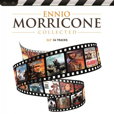 ORIGINAL SOUNDTRACK - ENNIO MORRICONE COLLECTED