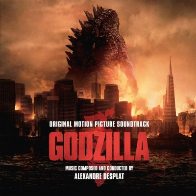 ORIGINAL SOUNDTRACK - GODZILLA (ALEXANDRE DESPLAT)