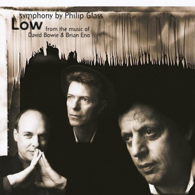 Philip Glass Low Symphony Music On Vinyl