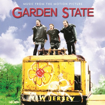 ORIGINAL SOUNDTRACK - GARDEN STATE (COLDPLAY, IRON AND WINE, THE SHINS A.O.)