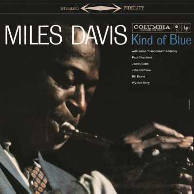 MILES DAVIS - KIND OF BLUE (DELUXE)