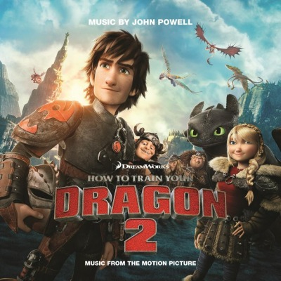 ORIGINAL SOUNDTRACK - HOW TO TRAIN YOUR DRAGON 2