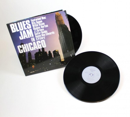 Blues Jam in Chicago Vol. 1-2