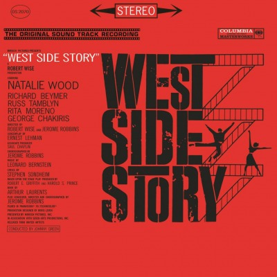ORIGINAL SOUNDTRACK - WEST SIDE STORY (LEONARD BERNSTEIN)