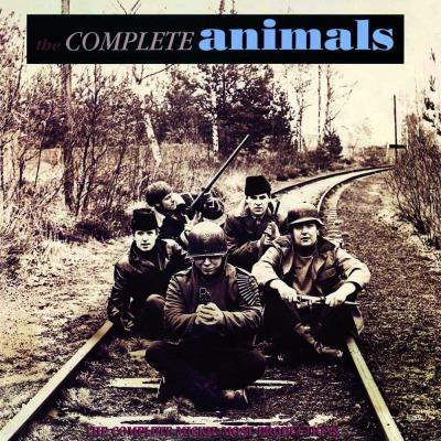 The Animals The Complete Animals Music On Vinyl
