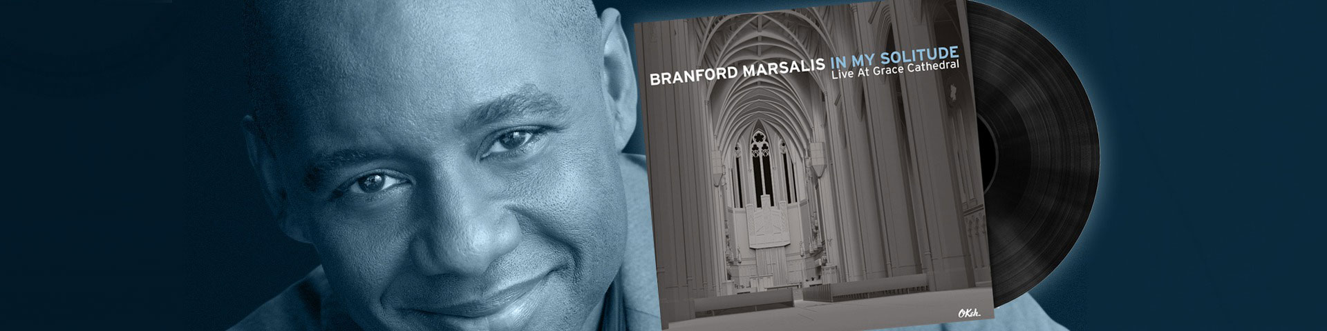 BRANFORD MARSALIS - IN MY SOLITUDE