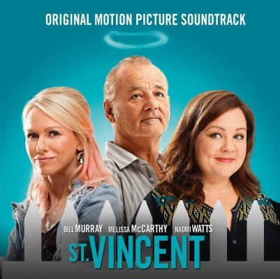 ORIGINAL SOUNDTRACK - ST. VINCENT (THEODORE SHAPIRO, BOB DYLAN, THE NATIONAL, JEFFERSON AIRPLANE A.O.)