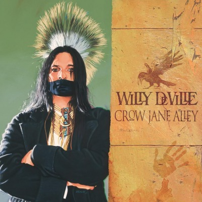 WILLY DEVILLE - CROW JANE ALLEY