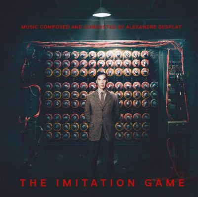 ORIGINAL SOUNDTRACK - THE IMITATION GAME (ALEXANDRE DESPLAT)