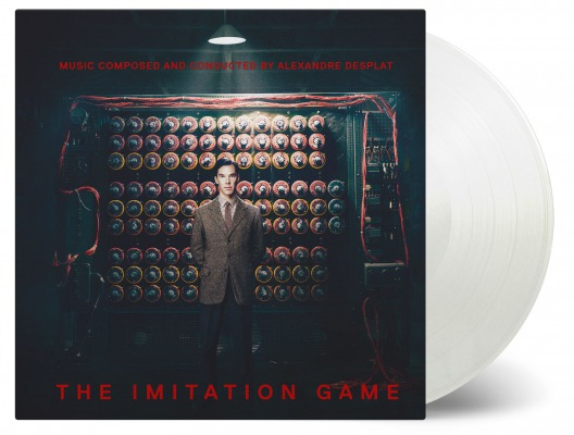 Original Soundtrack The Imitation Game Alexandre
