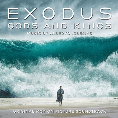 ORIGINAL SOUNDTRACK - EXODUS: GODS AND KINGS (ALBERTO IGLESIAS)