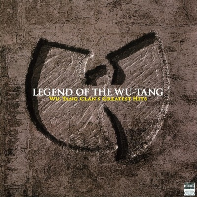 WU-TANG CLAN – LEGEND OF THE WU-TANG (GREATEST HITS)