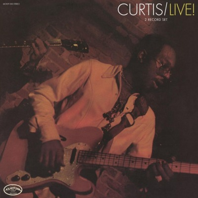 CURTIS MAYFIELD - CURTIS/LIVE! (EXPANDED)