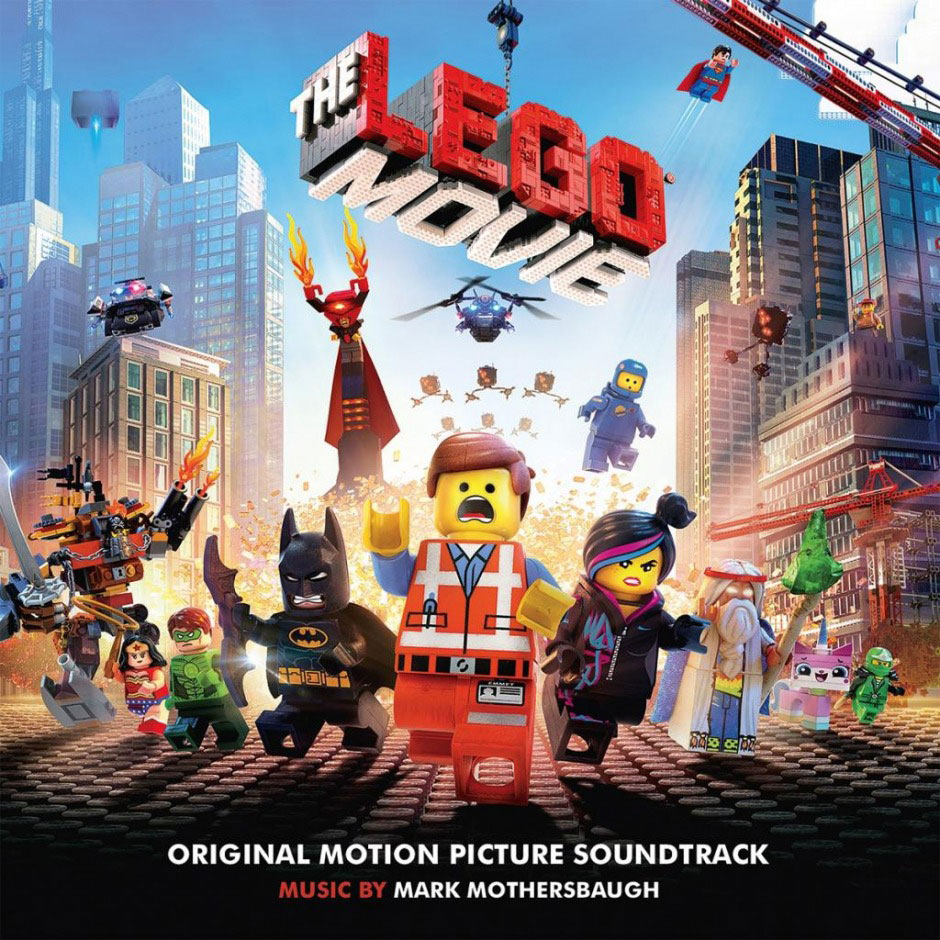 ORIGINAL SOUNDTRACK - THE LEGO MOVIE