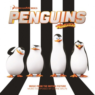 ORIGINAL SOUNDTRACK - PENGUINS OF MADAGASCAR (LORNE BALFE)