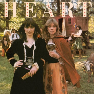 Heart Little Queen Vinyl Heart Little Queen Catalog