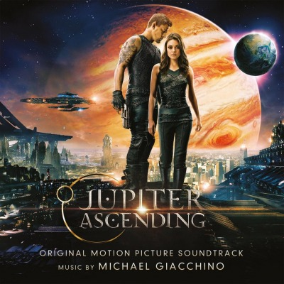 ORIGINAL SOUNDTRACK - JUPITER ASCENDING (MICHAEL GIACCHINO)