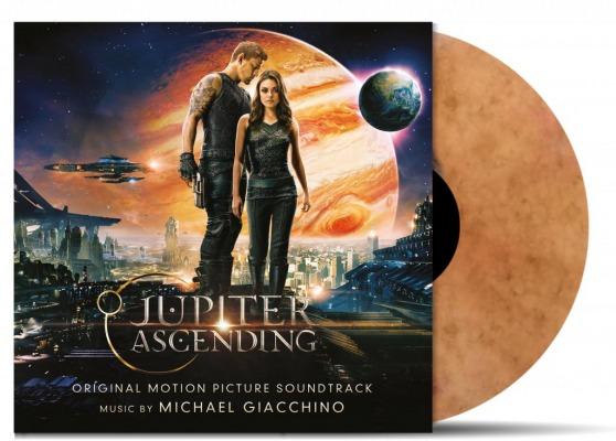 Original Soundtrack Jupiter Ascending Michael Giacchino