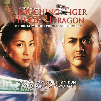 ORIGINAL SOUNDTRACK - CROUCHING TIGER, HIDDEN DRAGON (YO-YO MA)