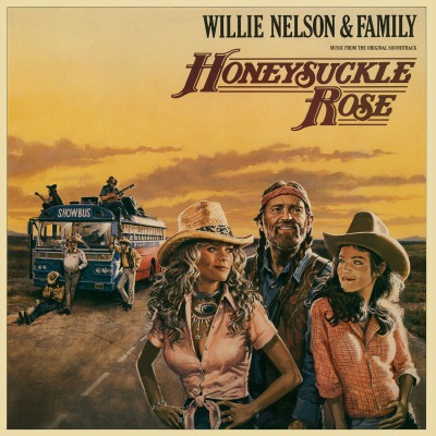 WILLIE NELSON & FAMILY– HONEYSUCKLE ROSE (EXPANDED)