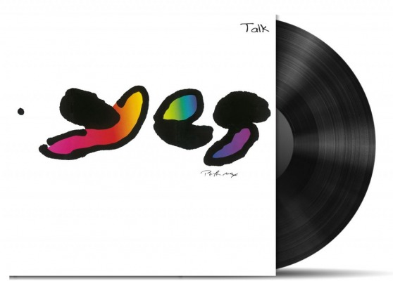 Yes Talk Catalog Music On Vinyl