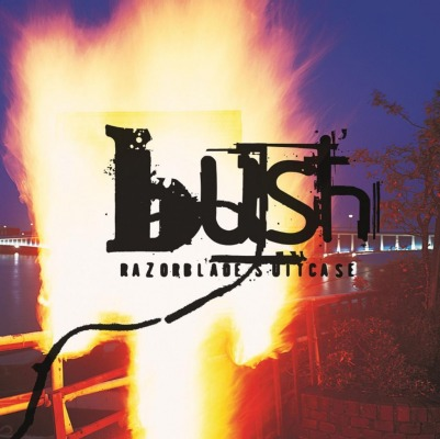 BUSH – RAZORBLADE SUITCASE