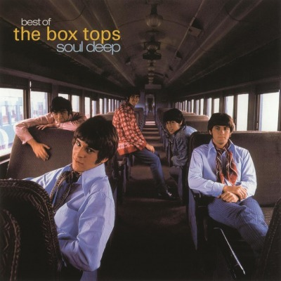 BOX TOPS - SOUL DEEP