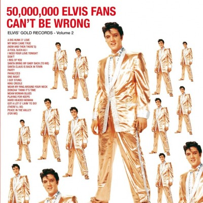 ELVIS PRESLEY - 50.000.000 ELVIS FANS CAN'T BE WRONG