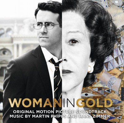 ORIGINAL SOUNDTRACK - WOMAN IN GOLD (HANS ZIMMER & MARTIN PHIPPS)