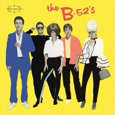 THE B-52'S - THE B-52'S