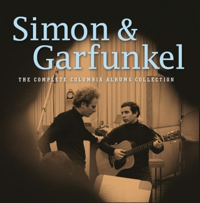 SIMON & GARFUNKEL – THE COMPLETE COLUMBIA ALBUMS COLLECTION =BOX=