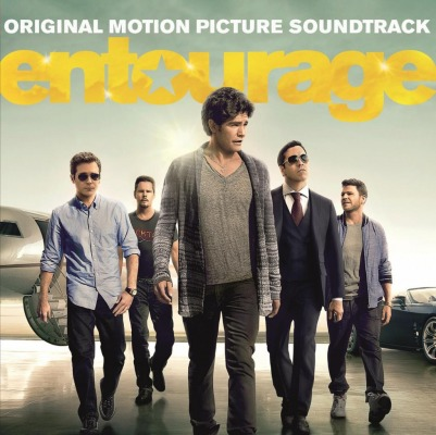 OST - ENTOURAGE =THE MOVIE= (PHARELL WILLIAMS, JANE'S ADDICTION, MOBB DEEP, TAME IMPALA A.O.)