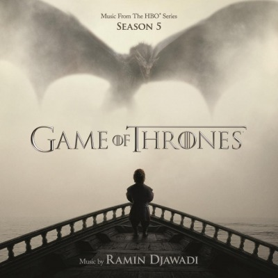 ORIGINAL SOUNDTRACK - GAME OF THRONES 5 (RAMIN DJAWADI)