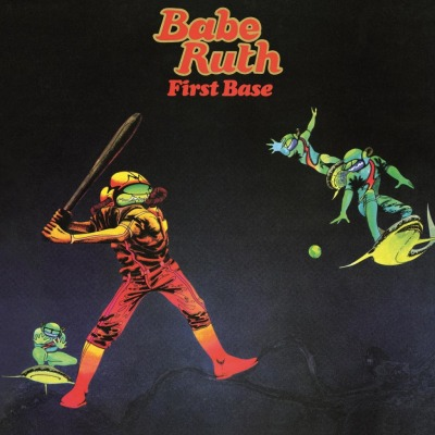 Babe Ruth First Base Catalog Music On Vinyl