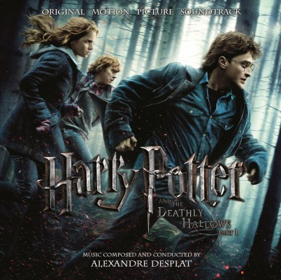 ORIGINAL SOUNDTRACK - HARRY POTTER & THE DEATHLY HALLOWS PT.1 (ALEXANDRE DESPLAT)